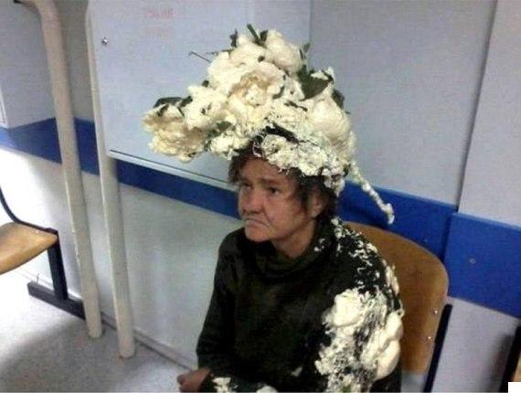 builders foam hair mousse