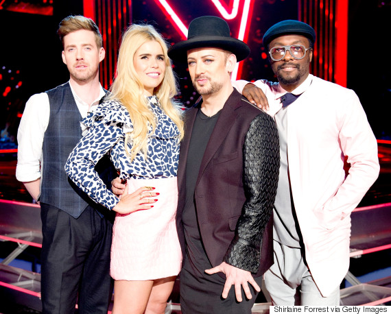 the voice 2016 judges