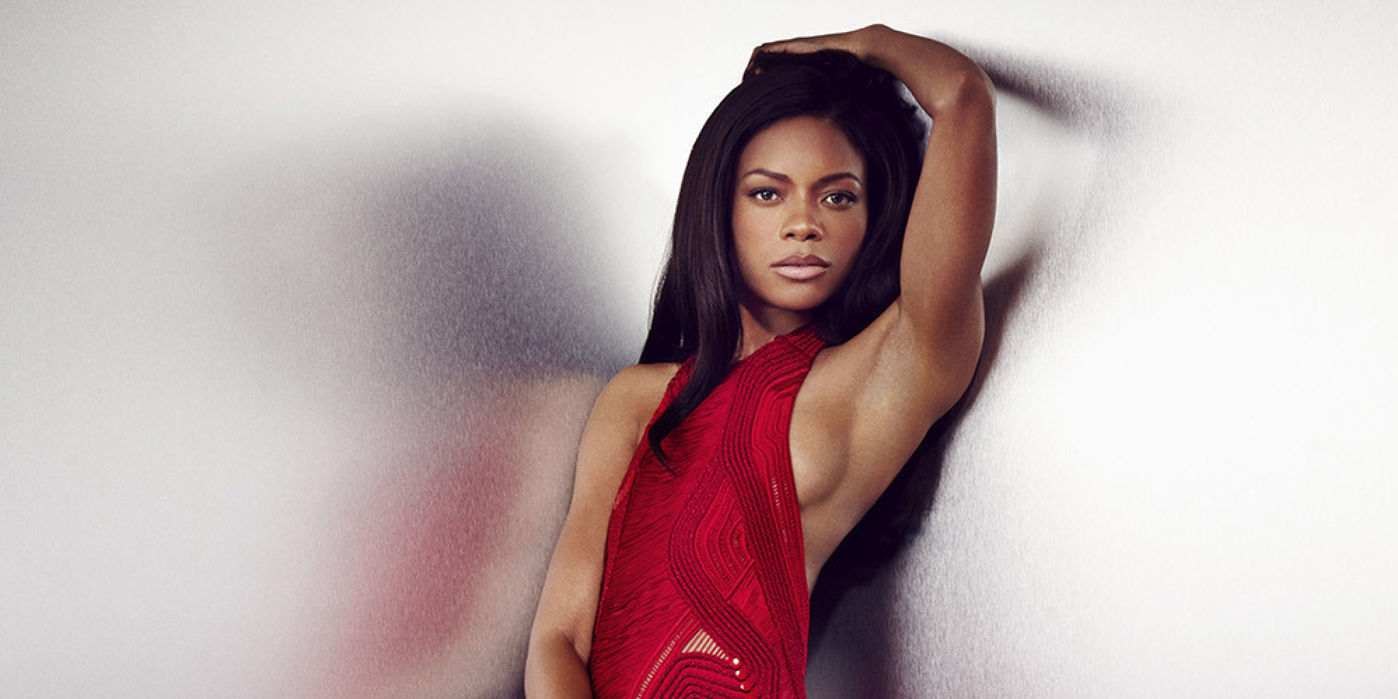 naomie harris height and weight