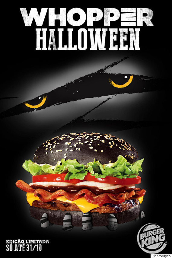 horror nights s at burger king american eagle