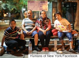 Humans Of New York Are Doing Something Special For Refugees Coming To Europe