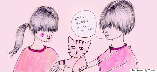 These Illustrations Prove You Can Be A Feminist And Love Pink