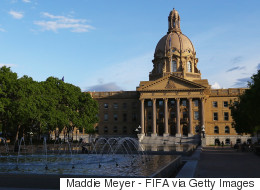 Alberta Legislature To Begin Session Under Shadow Of $10-Billion Deficit