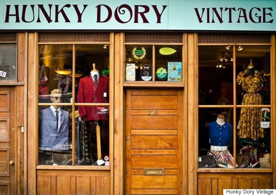 hunky dory vintage
