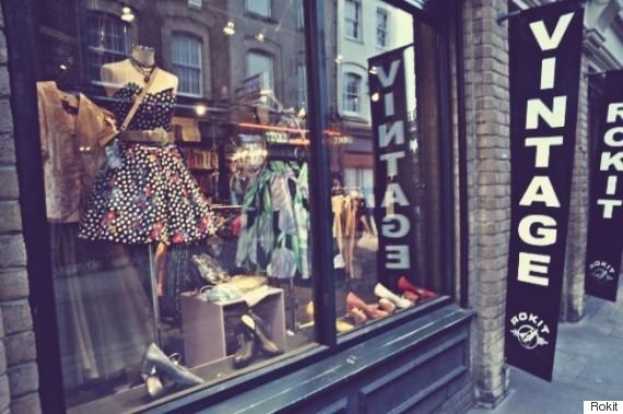 Best Vintage Shops In London