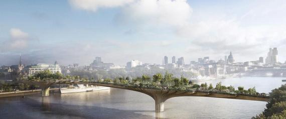 GARDEN BRIDGE LONDON