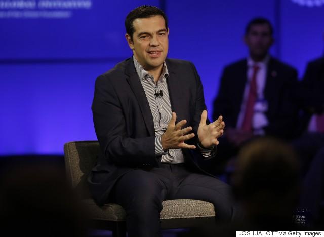 alexis tsipras clinton