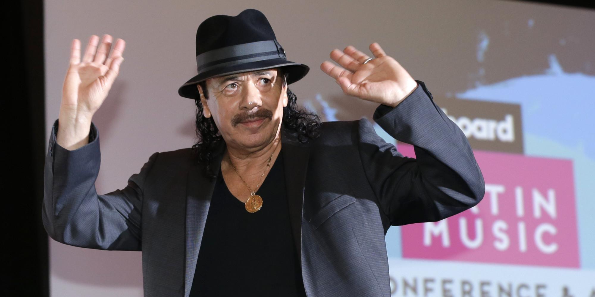 Carlos Santa... Santana Facebook