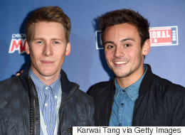 Tom Daley And Dustin Lance Black Just Announced Their Engagement In The Sweetest Way