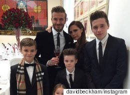 David Beckham's Kids Tell Him What They Really Think Of His Acting