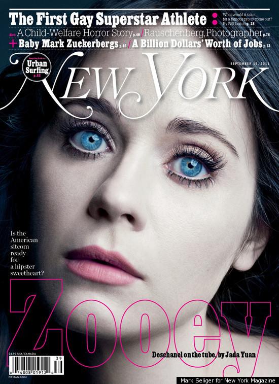 Zooey Deschanel Talks Cupcakes, Kittens & 'The New Girl