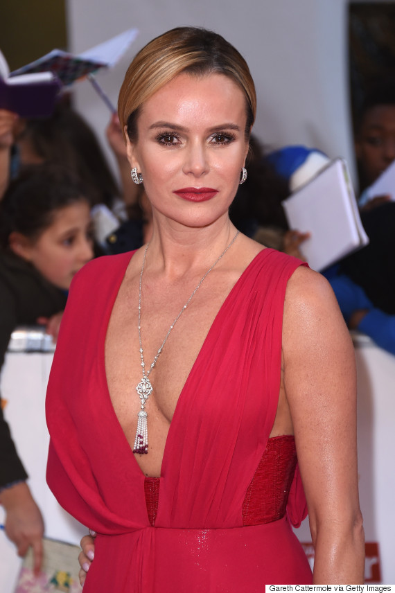 Amanda Holden Hits Out...