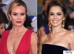 Amanda Hits Out At Cheryl's 'Stupid' Body-Shaming Comments