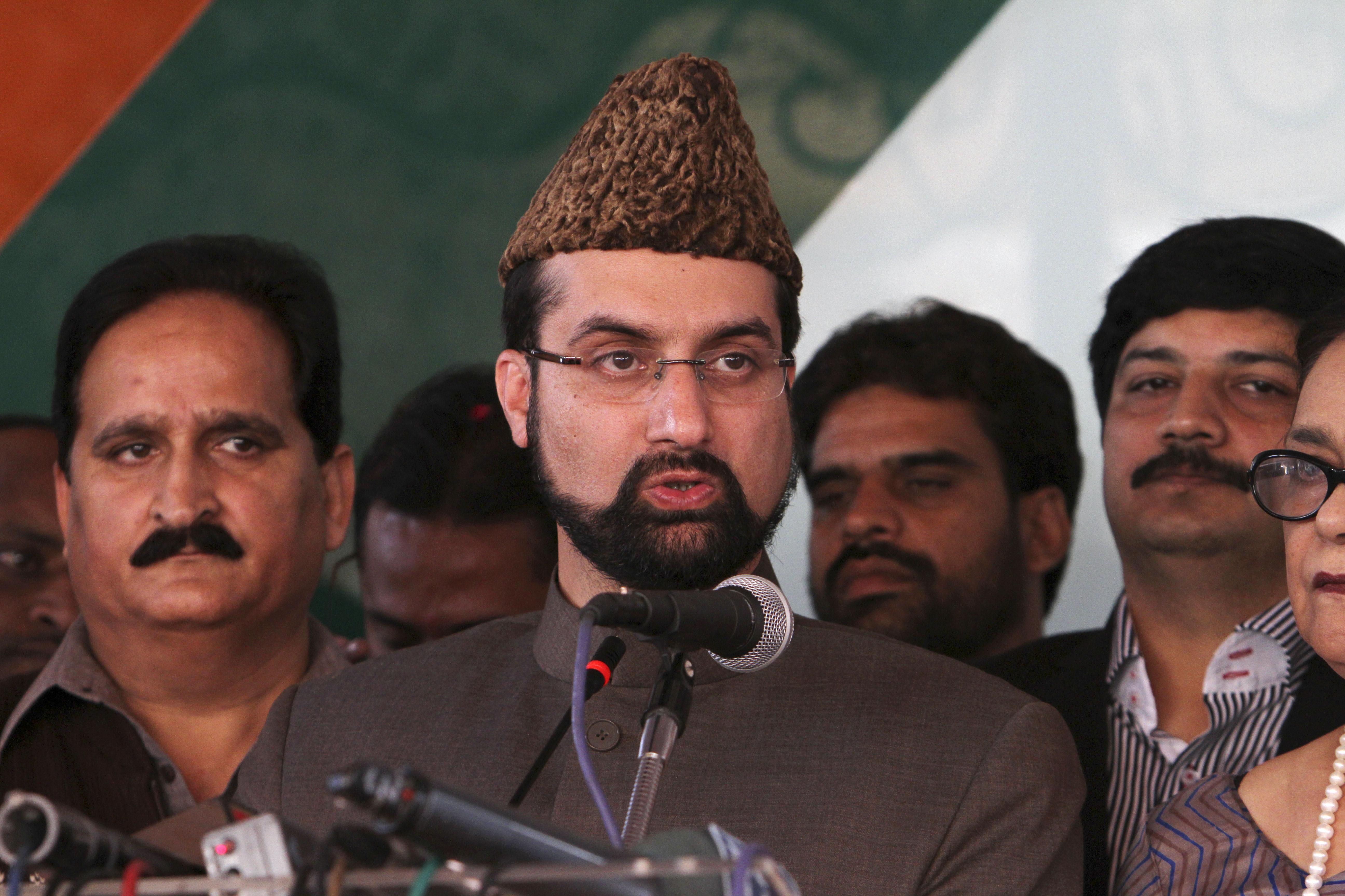 pakistan kashmiri separatist