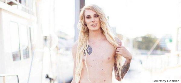 This Trans Woman Wants #FreeTheNipple To Include All Bodies, Not Just Cis Women