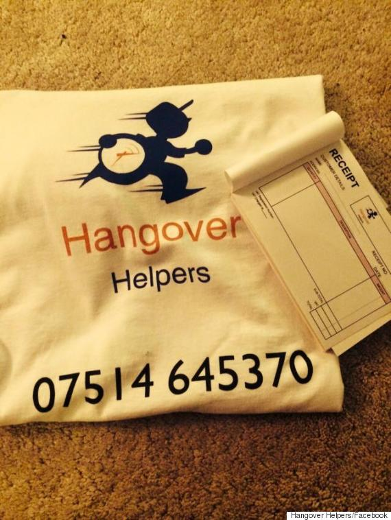 Plymouth Student S Hangover Helpers Scheme Delivers