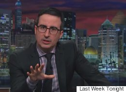 John Oliver Just Destroyed Anyone Who Fell For The Facebook Copyright Hoax