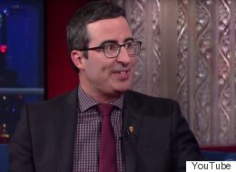 John Oliver: 'I Couldn't Give Less Of A Sh*t About Donald Trump'