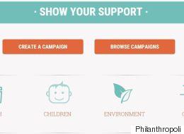 Philanthropoli: Η πρώτη φιλανθρωπική «πόλη» του Ίντερνετ