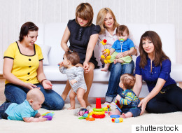How To Survive Baby Groups (Kind Of)