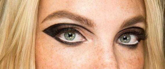 Maquillage le grand retour des ann es 1970 photos - Maquillage annee 70 ...