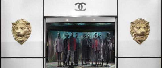 Chanel At Harrods