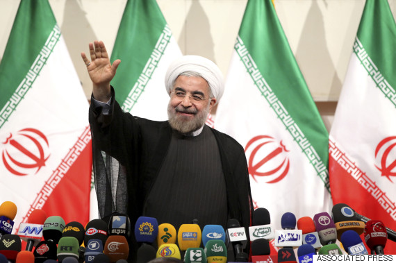 rouhani election