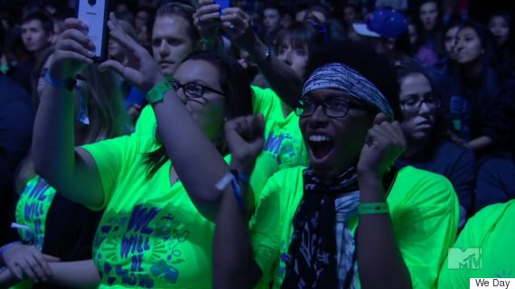 we day 2015