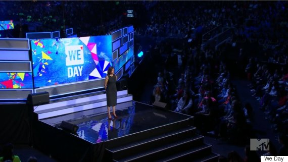 we day silence
