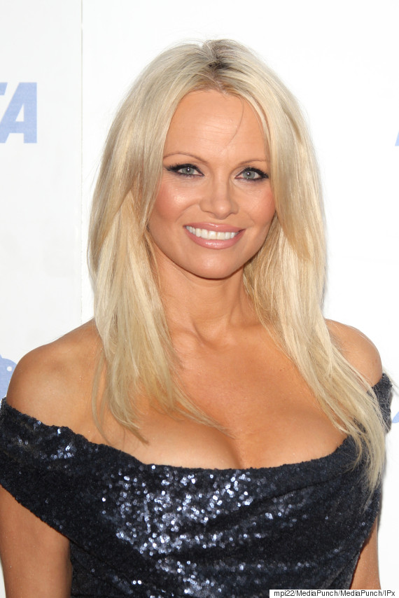 'Sea World Is Going Down': Pamela Anderson Speaks Out At ... Pamela Anderson