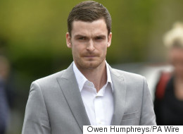 England Footballer Adam Johnson In Court On Child Sex Charges