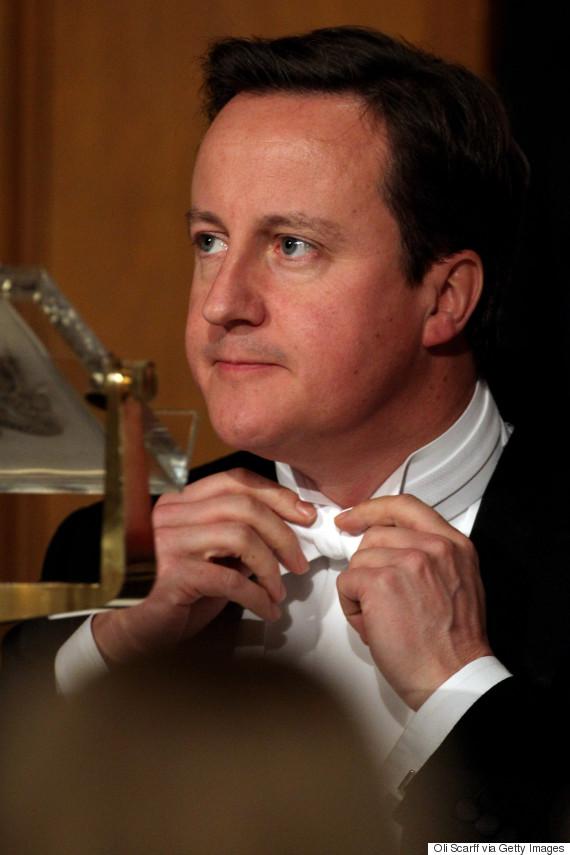 david cameron bow tie