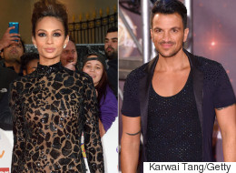 Alesha Tells Peter Andre, 'Up Your 'Strictly' Game'