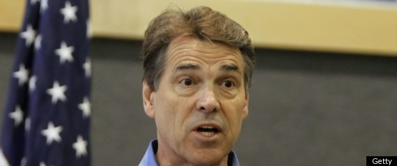 RICK PERRY SOCIAL SECURITY OPED