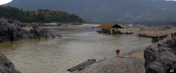 MYANMAR DAM