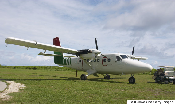 dhc6 twin otter plane