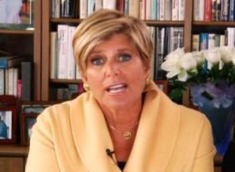 Negotiating A Salary, From Suze Orman