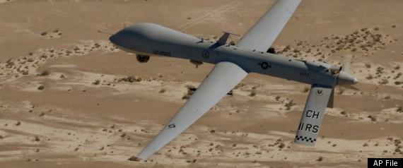 US PREDATOR DRONES
