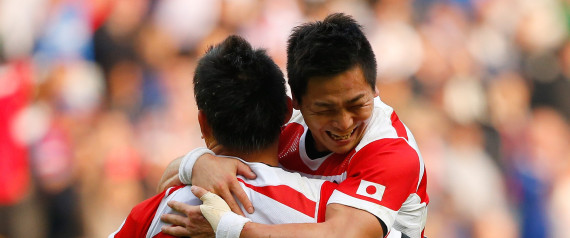 WORLD CUP RUGBY JAPAN SAMOA