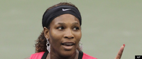 Serena Williams Fined