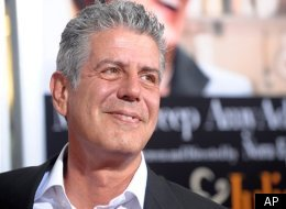 Anthony Bourdain Book Publisher
