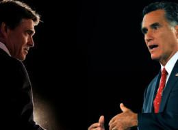 Rick Perry Mitt Romney Debate