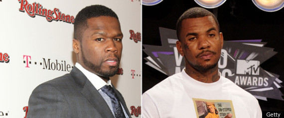 GAME 50 CENT GAY BEEF