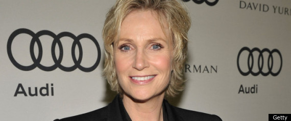 JANE LYNCH THE ADVOCATE