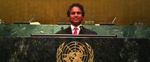 United Nations Akaash Maharaj