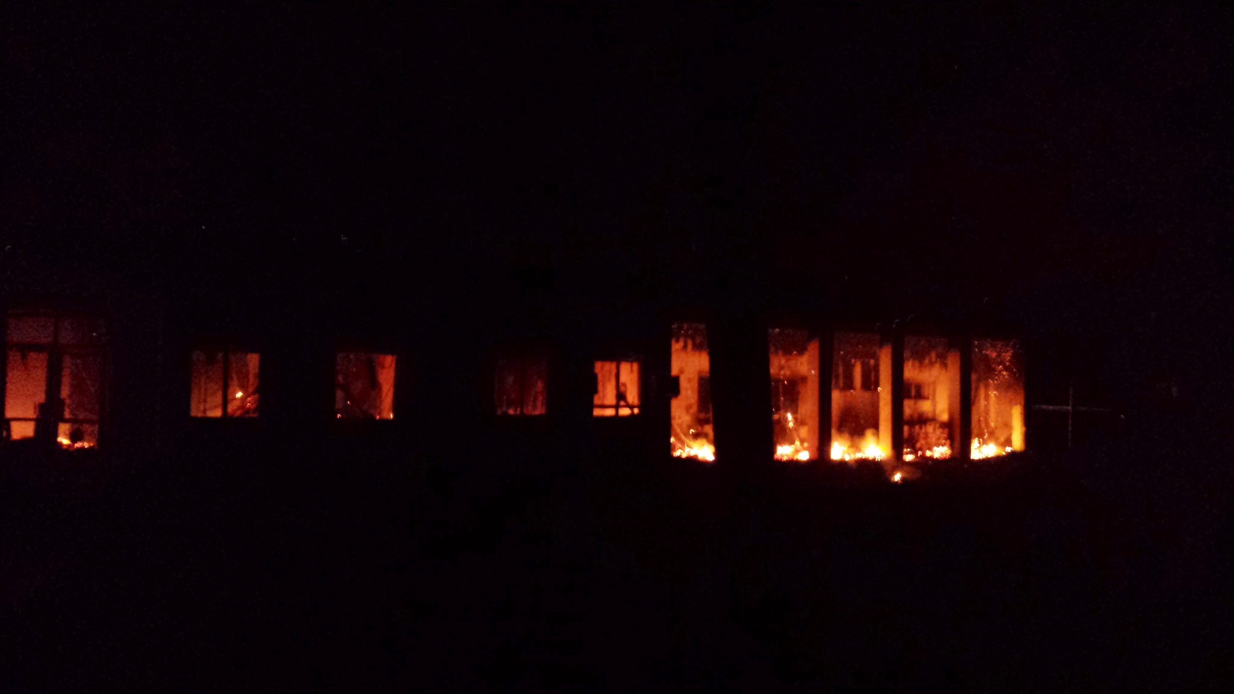 afganistan hospital bombing msf