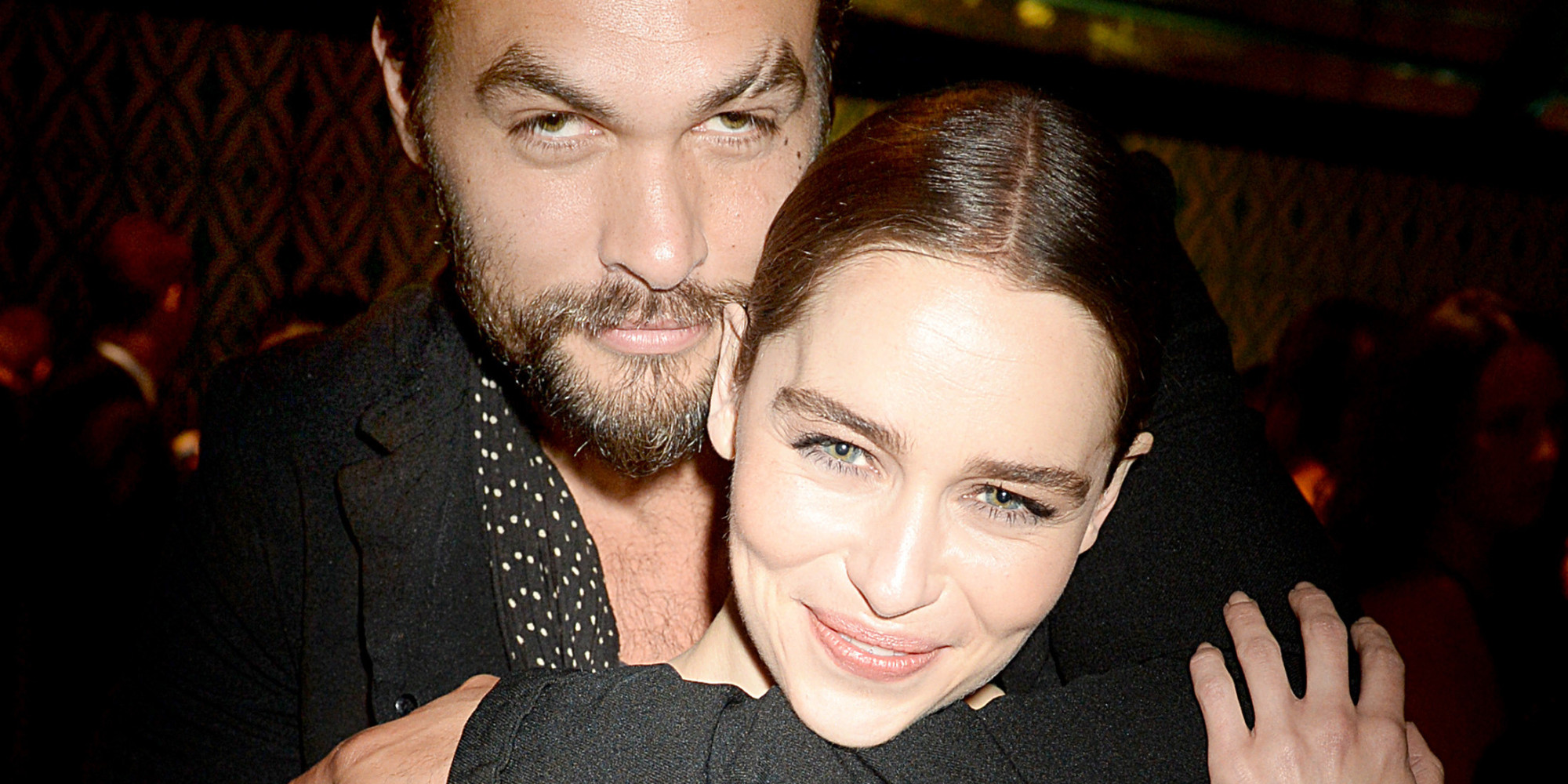 Emilia Clarke And Jason Momoa Had The Cutest 'Game Of ...