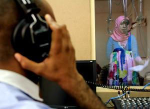 Νέο ραδιόφωνο στη Λιβύη...