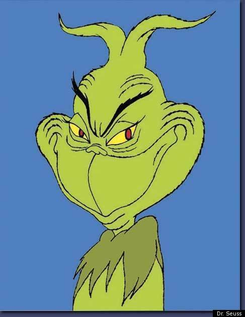 Grinch Clip Art http://www.huffingtonpost.com/2011/09/12/tea-party-debate_n_959279.html