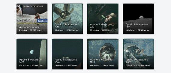 apollo albums